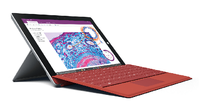 Microsoft Surface 3 x7-Z8700 64GB W10