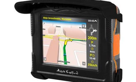 Lark FreeBird 35AT – outdoorowa nawigacja GPS