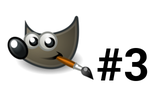 Poradnik GIMP #3 Tworzenie Przycisku, Buttonu, Zaokrąglanie Krawędzi