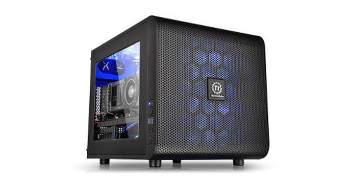Thermaltake Core V21 - Kompaktowa i Praktyczna Obudowa Komputerowa