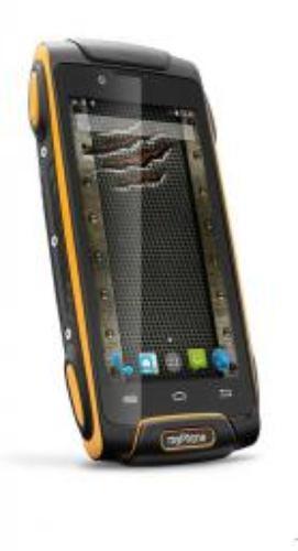MyPhone Smartfon myPhone Axe LTE, czarno-pomarańczowy Darmowa dostawa