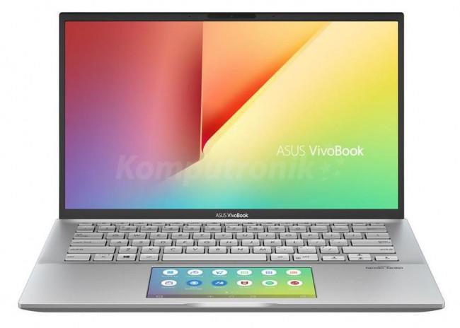 ASUS VivoBook S14 S432FA-EB008T - Silver