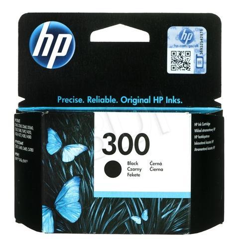 HP Tusz Czarny HP300=CC640EE, 200 str., 4 ml