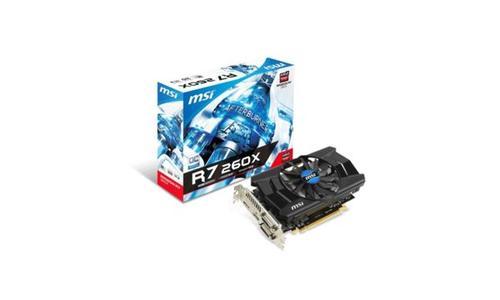 MSI Radeon R7 260X 2GD5 OCV1 (B)