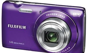 FUJI FinePix JZ100 PURPUROWY