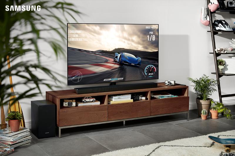 Nowe telewizory Samsunga współpracują z soundbarami jeszcze lepiej