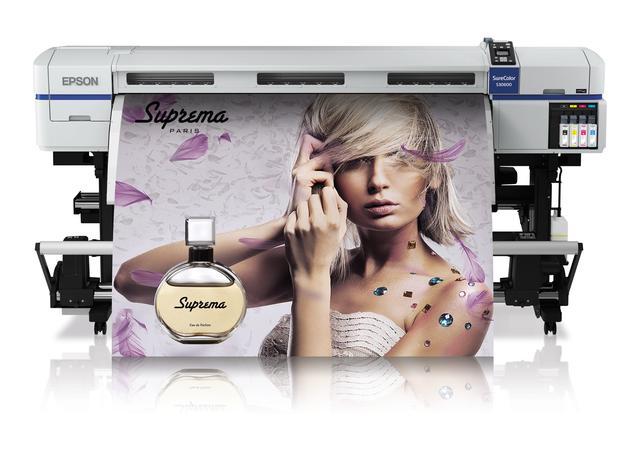 Premierowy pokaz w Polsce wielkoformatowej drukarki Epson SureColor SC-S30610