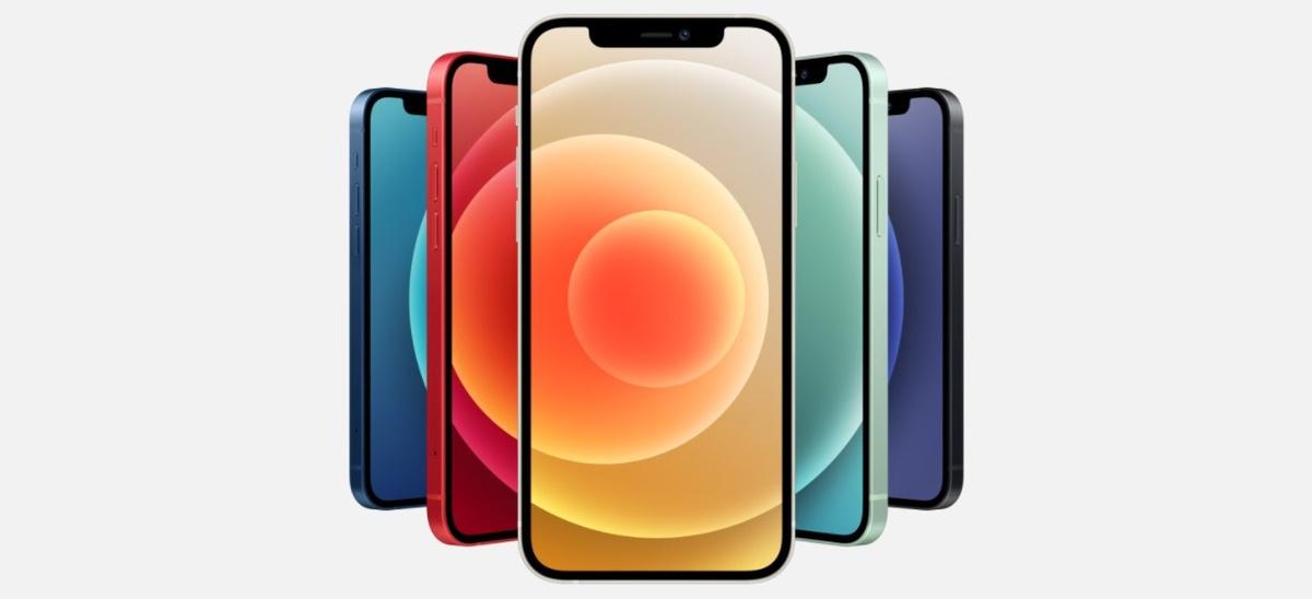iPhone 12 oraz iPhone 12 Mini mają to samo błyszczące szkło
