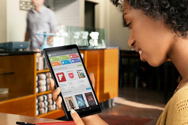 Informacje o tablecie Nexus 8