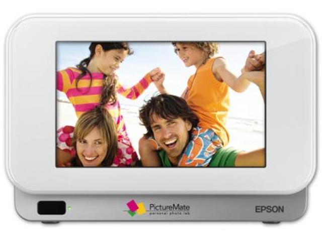 Epson PictureMate Show – drukarka i cyfrowa ramka w jednym