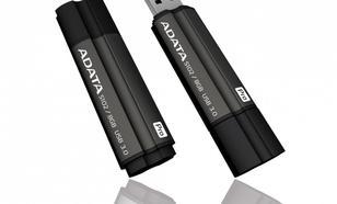 A-Data DashDrive Elite S102 Pro 8GB USB3.0 szary - 80MB / 15MB