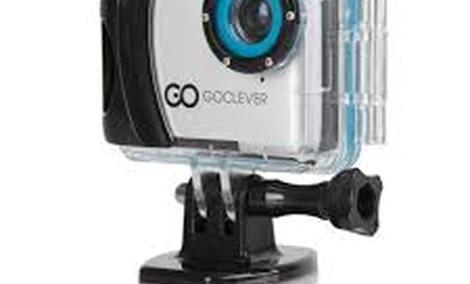 GOCLEVER DVR EXTREME SILVER - nowoczesny rejestrator samochodowy