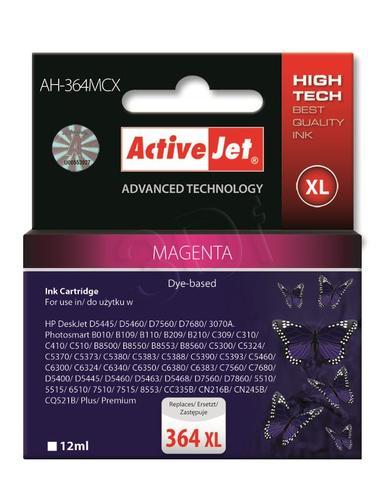 ActiveJet AH-364MCX tusz magenta do drukarki HP (zamiennik HP 364XL CB324EE) Premium
