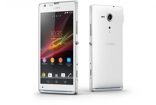 Sony XPERIA SP WHITE
