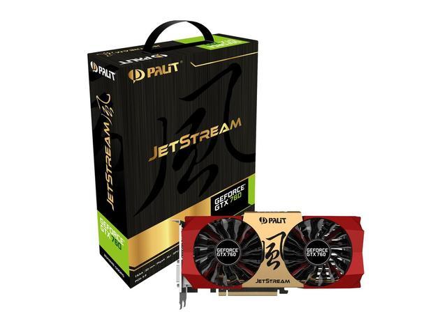 Palit wprowadza nową, wydajną kartę dla graczy - GeForce GTX 760 JetStream