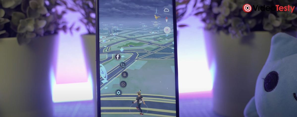 GameTime od Motoroli oferuje kilka funkcji