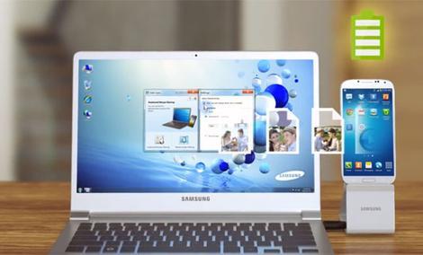 Samsung SideSync - idealne połączenie telefonu i komputera