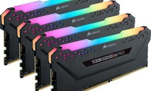 Corsair Vengeance RGB PRO, DDR4, 32 GB,3733MHz, CL17 (MECS-395)