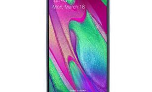 Samsung Galaxy A40 (biały)
