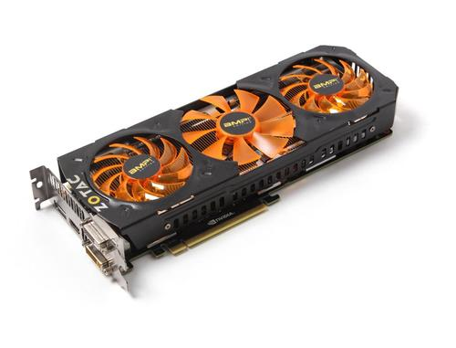 ZOTAC GeForce GTX 780 Ti AMP! Edition