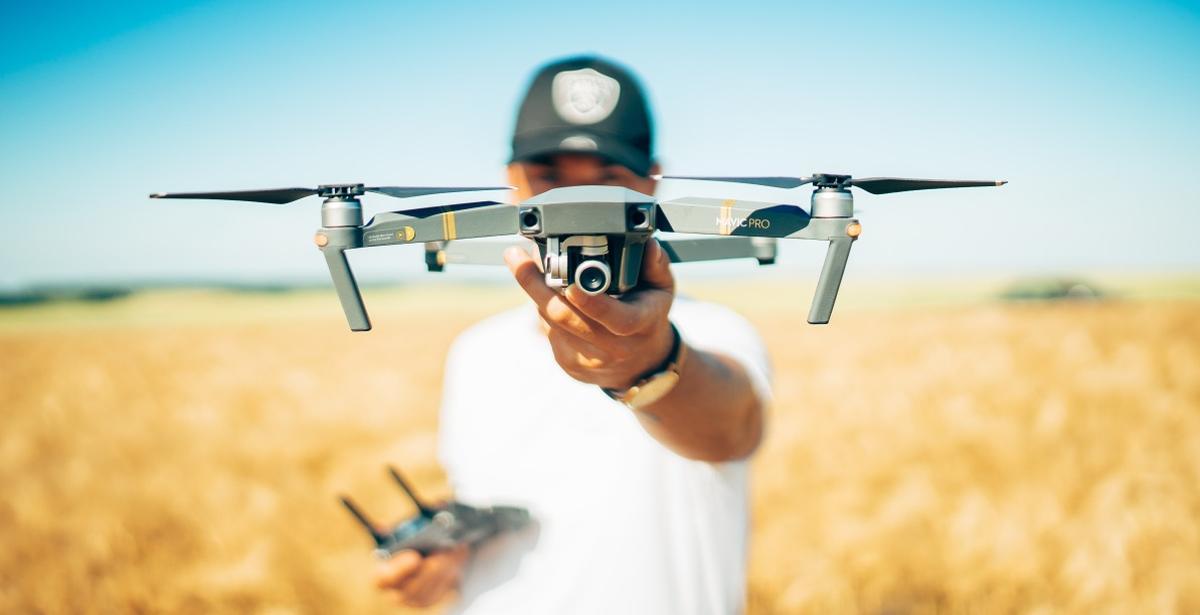 Drony bez pilota mogą być przyszłością akcji ratunkowych