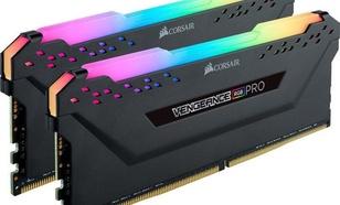 Corsair Vengeance RGB PRO, DDR4, 32 GB,2666MHz, CL16