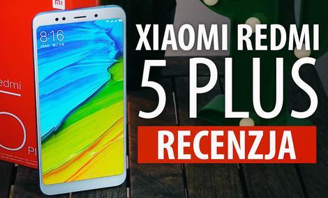 Xiaomi Redmi 5 Plus – Król Średniej Półki? | TEST