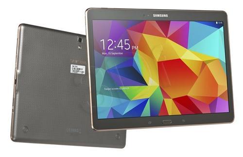 SAMSUNG GALAXY TAB S 10.5 (T805) 16GB LTE Titanium Bronze