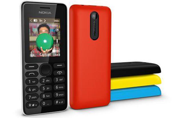 Nokia 108 fot2