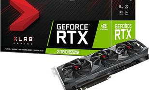 PNY Technologies GeForce RTX 2080 Super XLR8 Gaming Overclocked