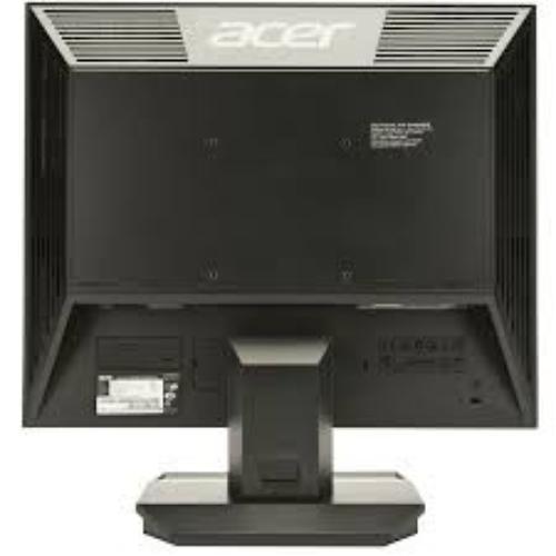 Acer 19'' Monitor V193LAObmd 48cm 4:3 LED 5ms 100M:1 DVI głośniki czarny TCO5.2 (zabezpieczenie kodem PIN)