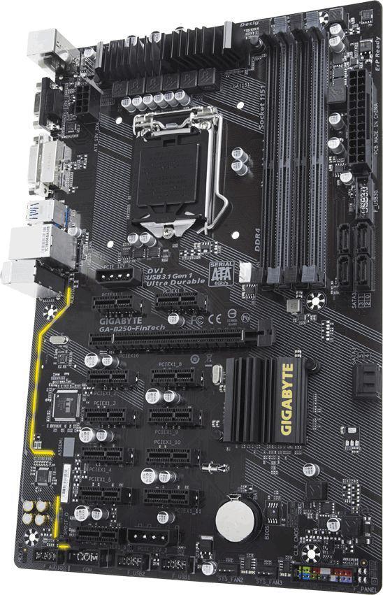 Gigabyte GA-B250-FinTech