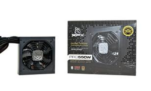 XFX Core TS 550W (80+ Bronze, 2xPEG, 120mm, Single Rail)