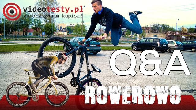Rowerowo #11 - Pytania i Odpowiedzi