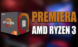 AMD Prezentuje Nowych Członków Rodziny Ryzen