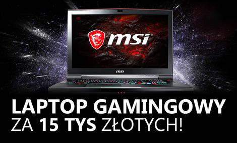 Recenzja Laptopa Gamingowego za 15000zł! MSI GT75VRF