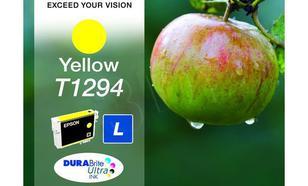 EPSON Tusz Żółty T1294=C13T12944011, 7 ml
