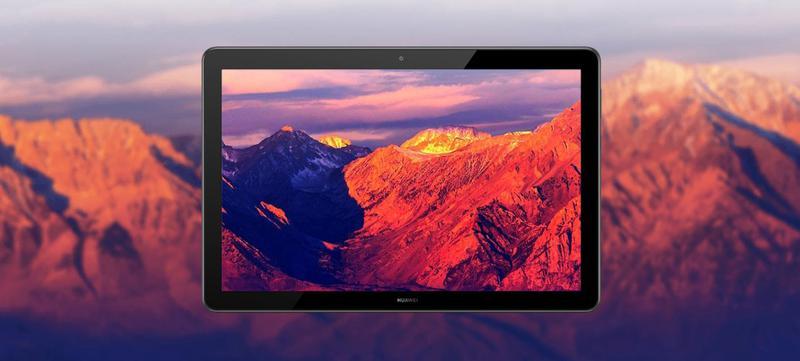 MediaPad oferuje dobry ekran