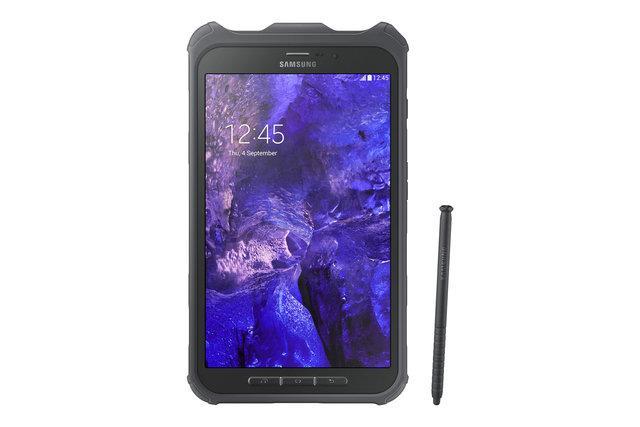 Samsung GALAXY Tab Active - Biznesowy Tablet Na Targach IFA 2014