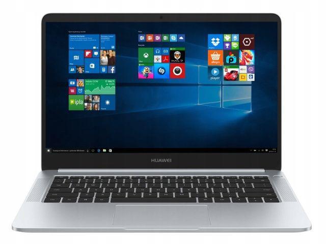 Huawei MateBook D14 - lekki laptop dla dziecka