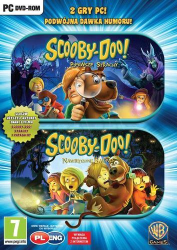 Scooby Doo: Pierwsze Strachy + Scooby Doo! Nawiedzone Bagno
