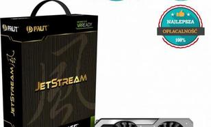 Palit GeForce GTX 1070 JetStream 8GB GDDR5 (256 bit) HDMI, DVI, 3x DP, BOX (NE51070015P2J)