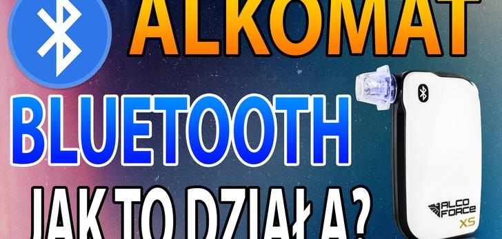 Alkomat na Bluetooth?! Test AlcoForce XS