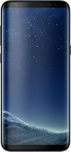 Samsung Galaxy S8 Midnight Black (SM-G950F)+GUARD W ZESTAWIE