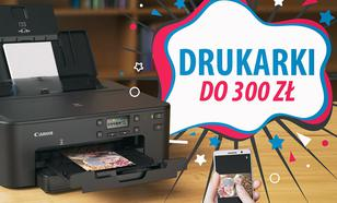Jaka tania drukarka do 300 zł?  TOP 3 