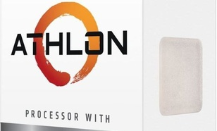 AMD Athlon 240GE, 3.5GHz, 4MB, BOX (YD240GC6FBBOX)