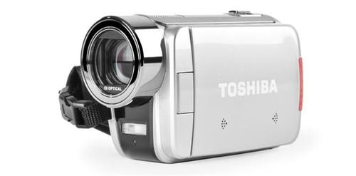 Toshiba Camileo H30 CE silver