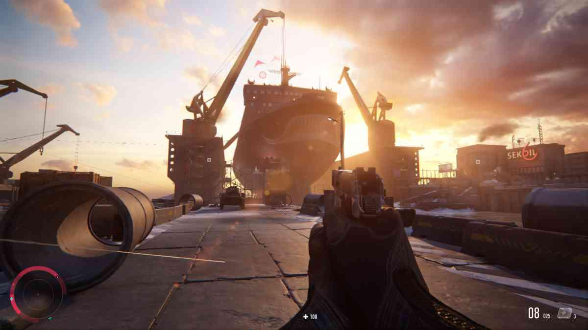 Sniper: Ghost Warrior Contracts - Port