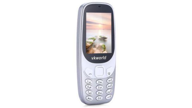 Vkworld Z3310 Quad Band Unlocked Phone