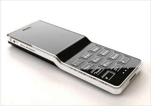 Sony Ericsson Black Diamond